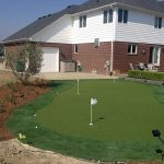 Outdoor Living Space - Putting Green
