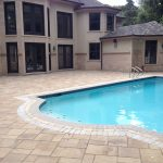 Brick Paver Pool Deck - Bloomfield, MI